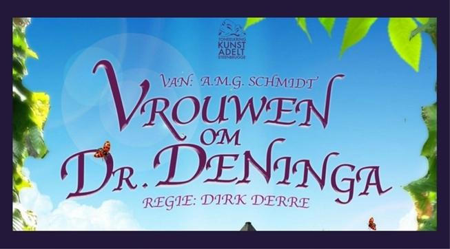 Vrouwen om dokter Deninga