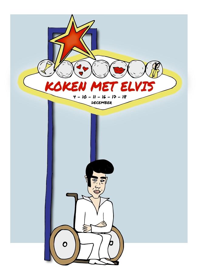 Koken met Elvis
